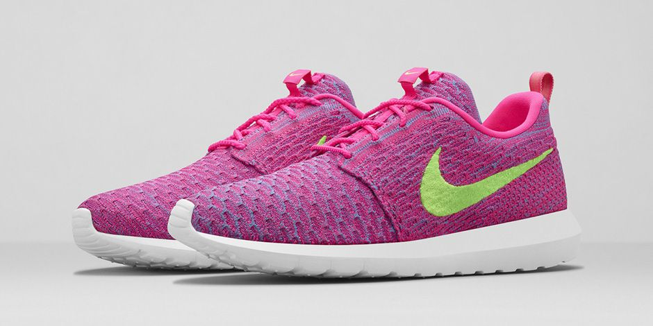 separation shoes 1aa03 9f26a Nike Flyknit Roshe Run - Multiple Colorways Available Now7