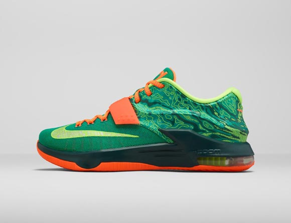 timeless design a40d9 2c970 Nike KD 7  Weatherman  Officially Unveiled + Release ...