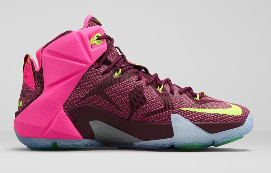 new product 6e3e3 d0226 ... Nike LeBron 12  Double Helix  - Detailed Look + Release ...