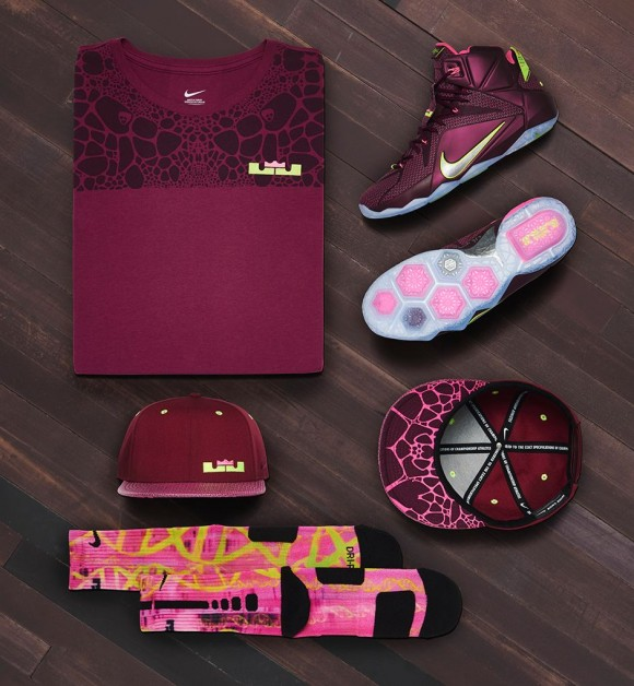 Nike LeBron 12 'Double Helix' - Detailed Look + Release Info 7