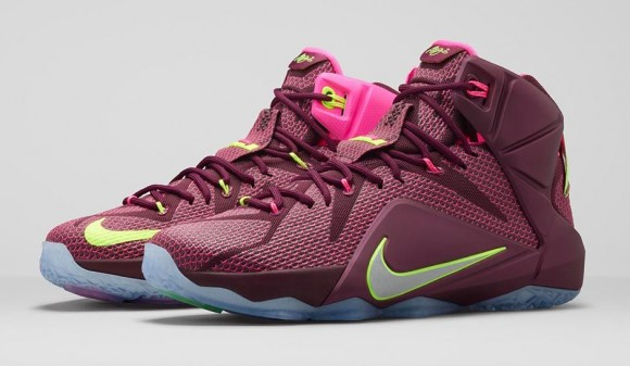 Nike LeBron 12 'Double Helix' - Detailed Look + Release Info