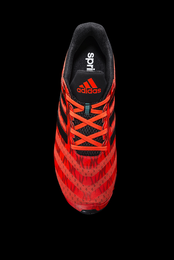adidas Officially Introduces Heel-Only Springblade Ignite 5