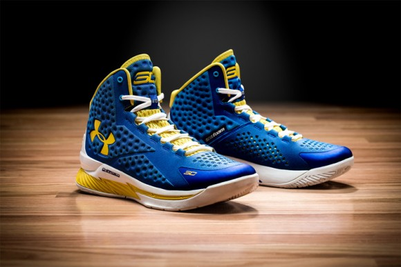 under armour curry 1 home