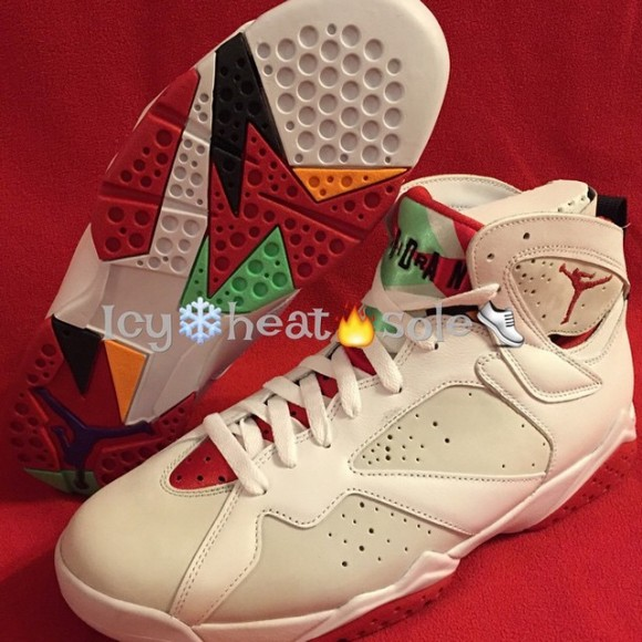 aa4b169e852d 2015 release of the Air Jordan 7 Retro  Hare  1 - WearTesters