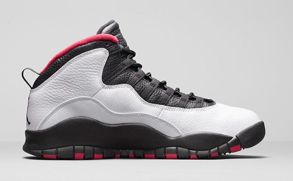 Air Jordan 10 Retro 'Double Nickle' - Official Look + Release Info 4