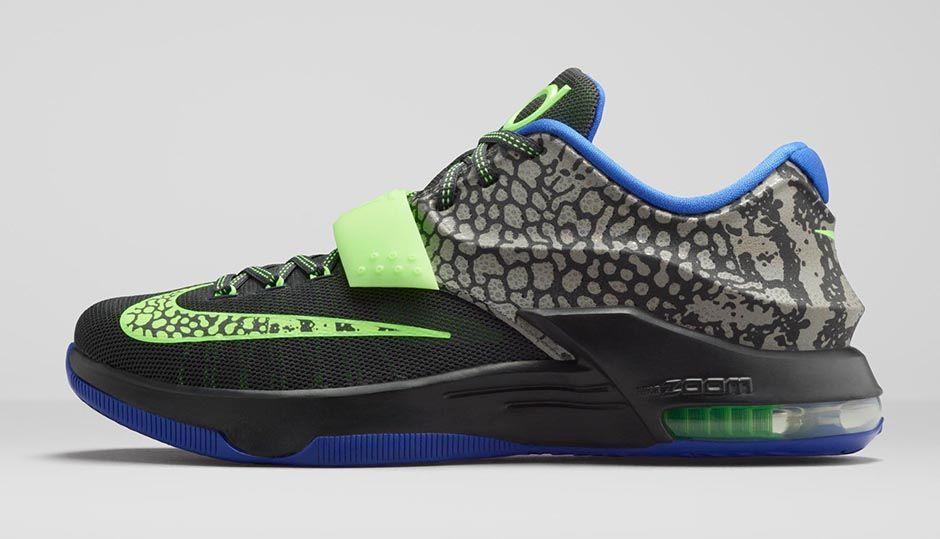 buy popular 02f31 aadd6 ... Nike KD 7  Electric Eel  ...