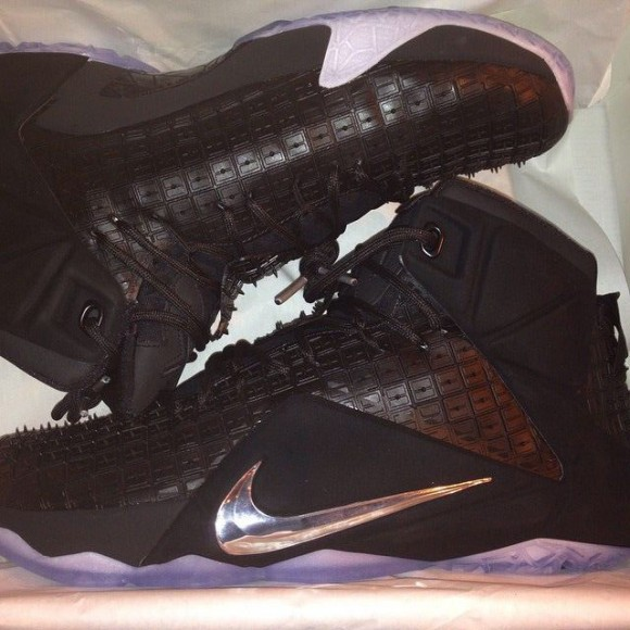 new concept 979c6 4538e Nike LeBron 12 EXT  Rubber City  - WearTesters