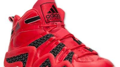 buy popular 2a75b c2cf4 adidas Crazy 8 Scarlett Black – Woven
