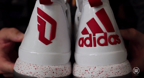 mi adidas D Lillard 1 - Detailed Look   Review - WearTesters 93c8d0457