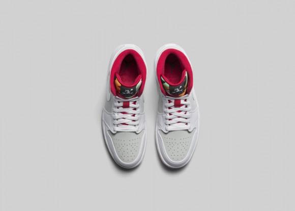 Air Jordan 1 Retro 'Hare' & 'Lola' - Official Look 4