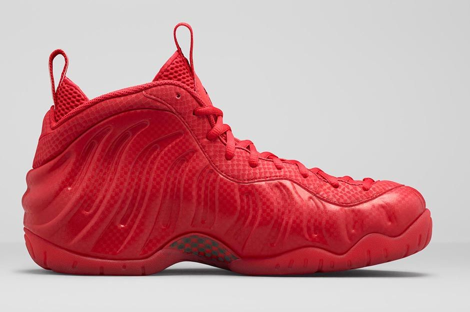 online store 481ce 24087 ... Nike Air Foamposite Pro  Gym Red  medial ...