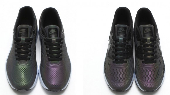 buy popular 74ca8 6018f Nike Air Max Ultra Moire  Iridescent Pack  - WearTesters