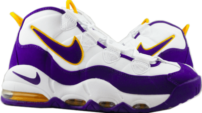 49aeba062fb Nike Air Max Uptempo  Lakers  Available Now Under Retail