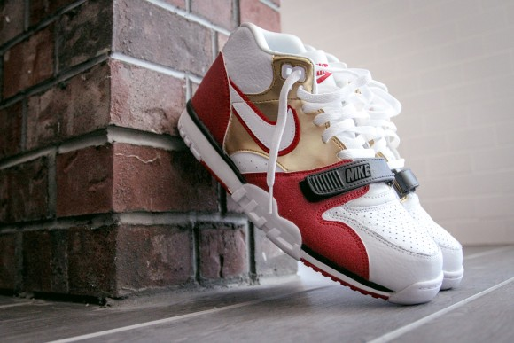 63f1023d08e0 The Nike Air Trainer 1 Mid PRM QS Inspired by a 49er Great - WearTesters