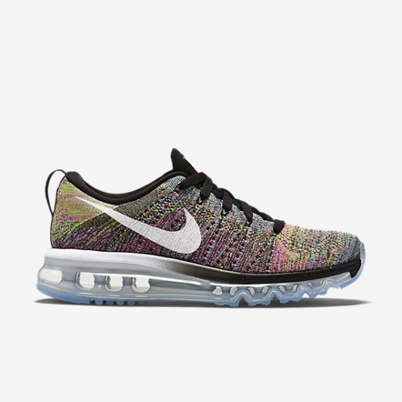 hot sale online ae411 a3e50 Nike Flyknit Air Max  Multicolor