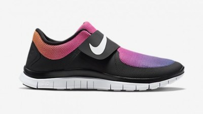 hot sale online ac78e 40e39 Nike Free Socfly  Sunset  – Available Now
