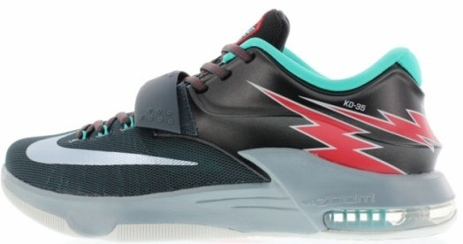 Nike KD 7 VII Flight lateral side