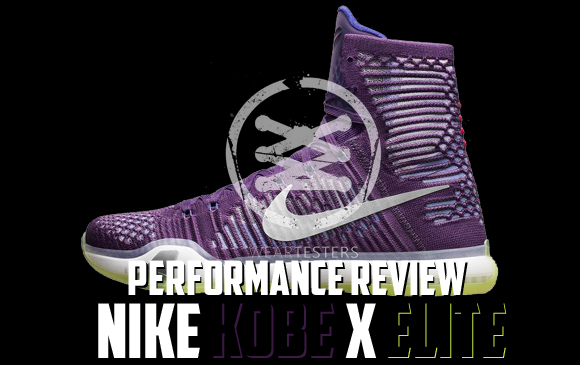 c326b2e191ea Nike Kobe X (10) Elite Performance Review - WearTesters