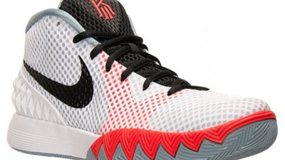 on sale 63d75 1d21e Nike Kyrie 1  Infrared  – Catalog Shots