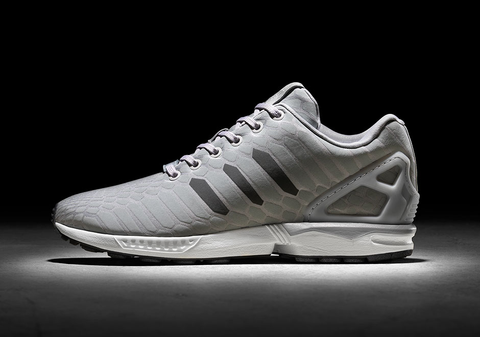 Adidas Xeno ZX Flux  Light Onix Grey  - Available Now - WearTesters acaf242068