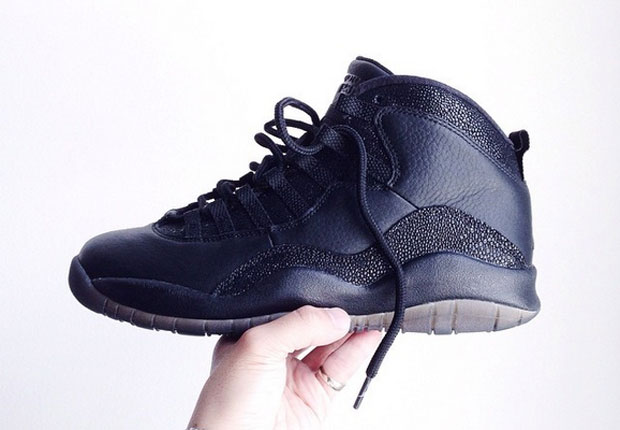 e0d4b9baf39d The OVO x Air Jordan 10 Released Yesterday Without Notice - WearTesters