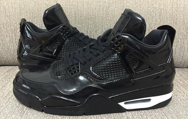 d797056e3c7ab8 Air Jordan 11Lab4  Black Black-White  - Release Date - WearTesters