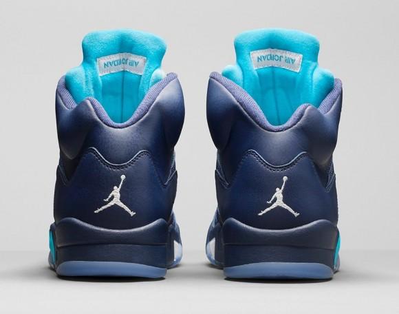 pretty nice 6d9d6 8815d Air Jordan 5 Retro  Pre Grape  – Release Information-4