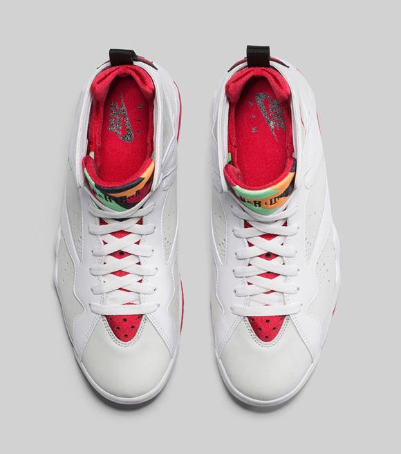 promo code d5d40 83bf1 Air Jordan 7 Retro  Hare  – Official Look + Release Info 5