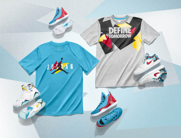 An Official Look at The Nike & Jordan Brand N7 Collection for 2015 2