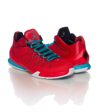 ccb16b6927792f Jordan CP3.VIII AE Red  Blue - WearTesters