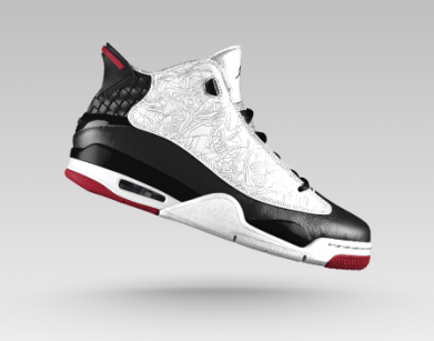 675b271c6c55 Jordan Dub Zero Now on NIKEiD 5 - WearTesters