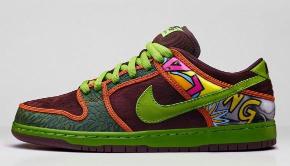 Nike Dunk Low Premium SB  De La Soul  - Release Information-4 38ebf6929b