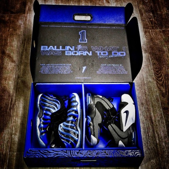 d945200719a33 The 2015 Penny Pack Featuring the Nike Foamposite One  Sharpie ...