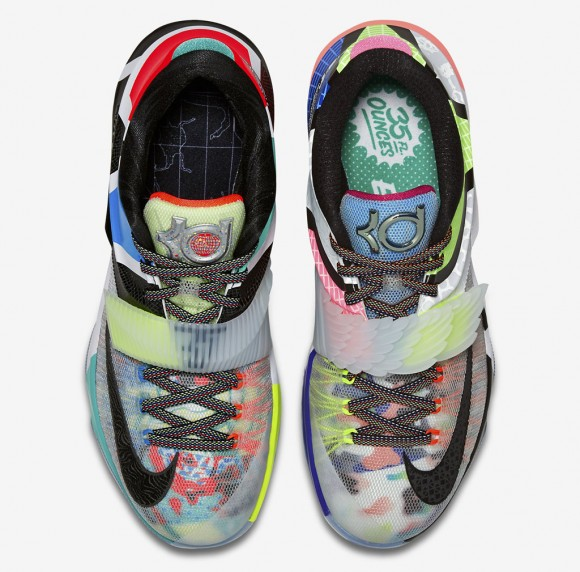 Nike KD 7 'What The' - Official Look + Release Info 3