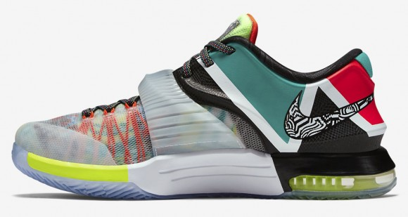 Nike KD 7 'What The' - Official Look + Release Info 4