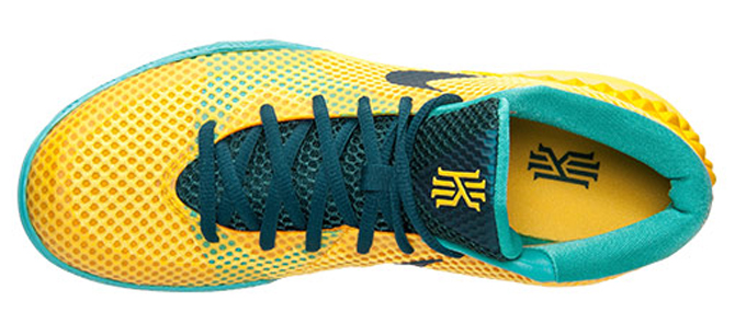 finest selection 38f35 e5038 ... Nike Kyrie 1  Tour Yellow -3 ...