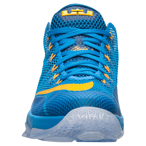 innovative design df242 b33d3 Nike LeBron 12 Low Performance Review 4