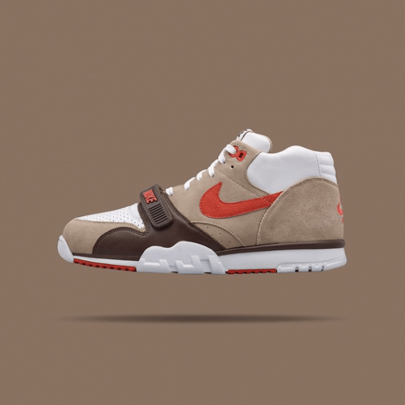 reputable site 873a5 c6c91 NikeCourt Air Trainer 1 x Fragment - WearTesters