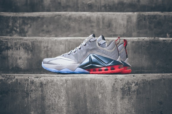 3c1192113c65 ... purchase nike lebron 12 low hot lava release date weartesters 54ff6  f3941