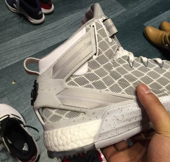 adidas D Rose 6 Boost back