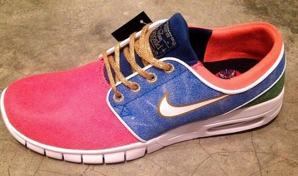 brand new f7e0e ba952 Skate Shop Concepts Collabs On This Nike SB Stefan Janoski Max ...