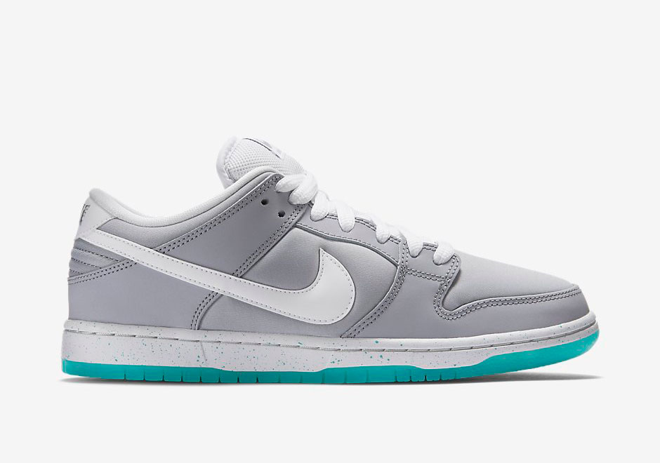 2e275f88a875 Nike Dunk Low SB  Air Mag  - Available Now - WearTesters