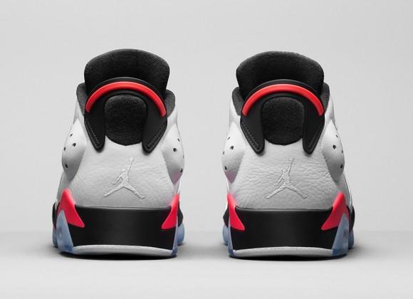 best website b5096 086ae Air Jordan 6 Retro Low  Infrared  – Official Look + Release Info 4