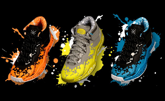 Li-Ning Way of Wade 3 'Drip' Series - Available Now