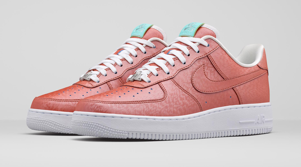 huge discount ffc76 dd0d1 Heat Activated Color-Shifts Highlights the Nike Air Force 1  Statue ...