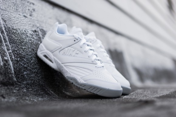 530da43f67a915 Nike Air Tech Challenge IV Low  White  Wolf Grey  - Available Now ...