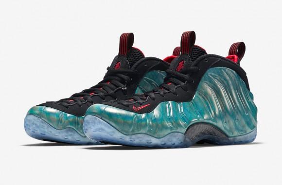 best sneakers e6037 03f8a Nike Foamposite One  Gone Fishing  ...