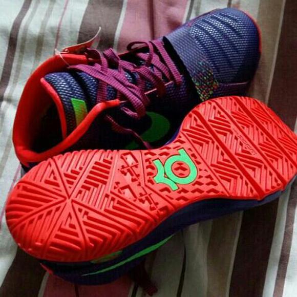 0909ef54094 Nike KD Trey 5 III  Nerf  3 - WearTesters