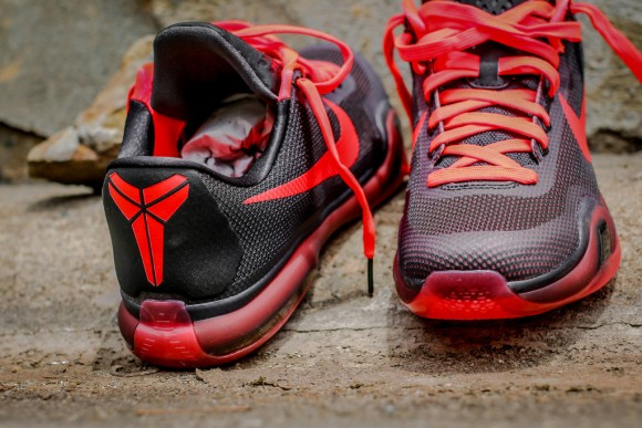 Nike Kobe X 'Bright Crimson'-5