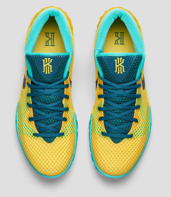 c458229d8a7 Nike Kyrie 1  Letterman  - Official Look + Release Info - WearTesters